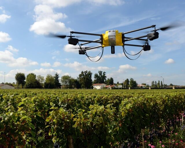 agriculture drones