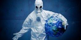 Biohazard Suit Hazmat Earth Gas Mask