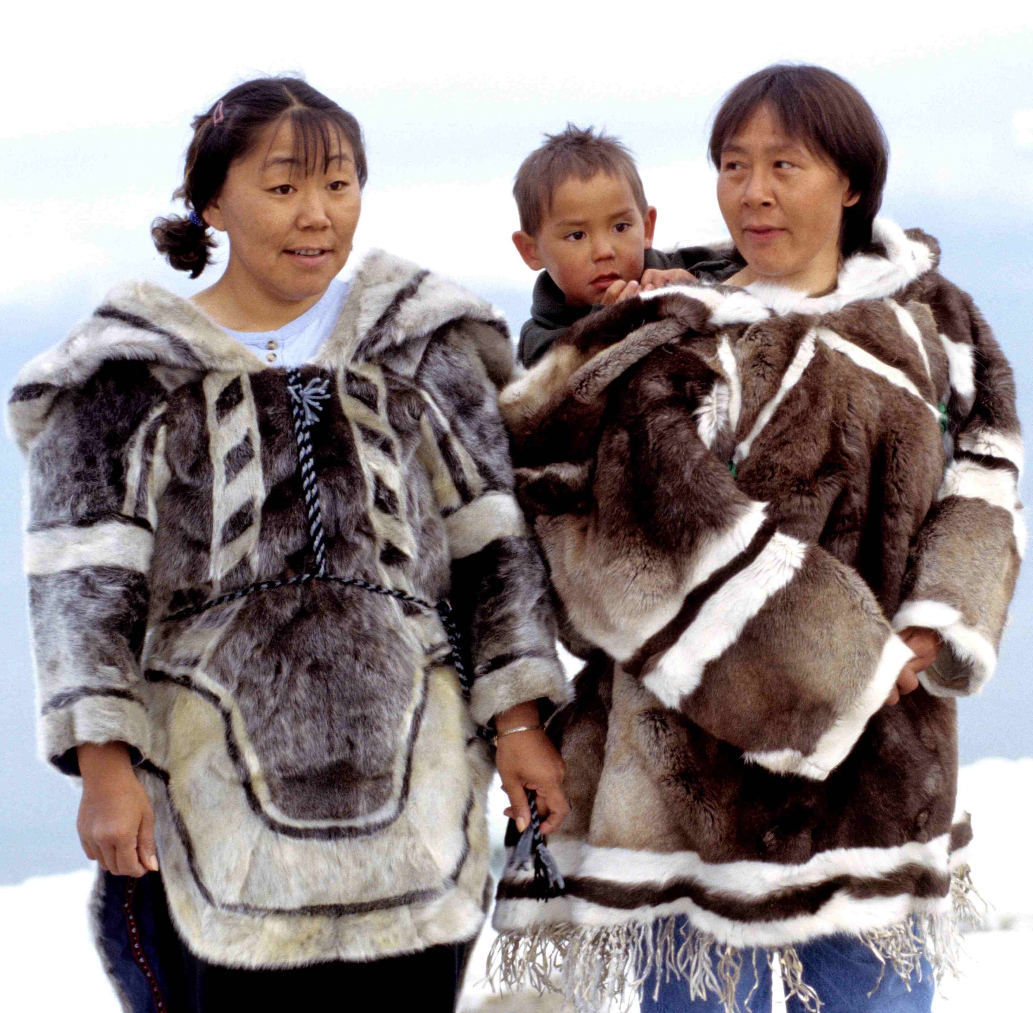 inuit newborns at serious risk during fasting due to arctic gene