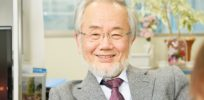 "Yoshinori Ohsumi wins 2016 Nobel Prize for his work in ""self eating"" cells"