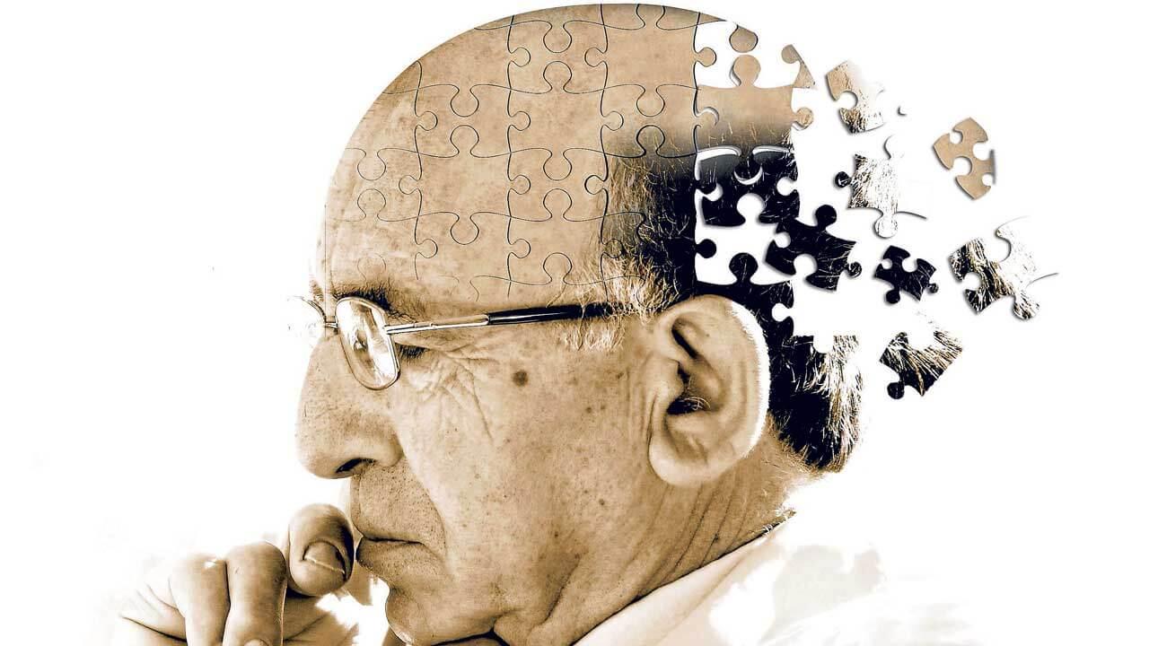 Alzheimer disease patients