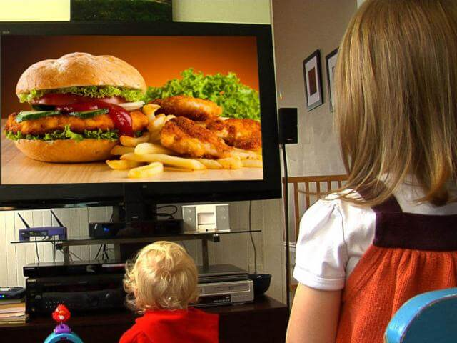 Fast food ads may entice kids with obesity genes more than other children