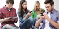 Teens and the social media