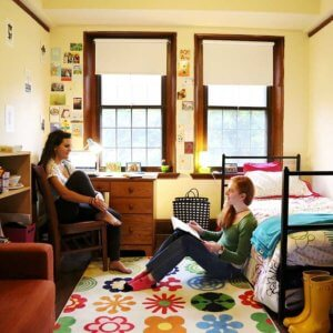 cushing Dorm Room Series Seven HW