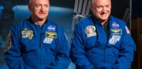 NASA twins study: Year in space altered how one twin's genes worked