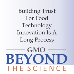 CAPS REVISED Building Trust for Food Technology Innovation Featured Image
