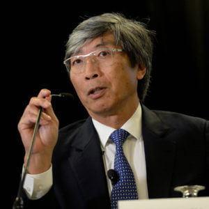 Dr Patrick Soon Shiong