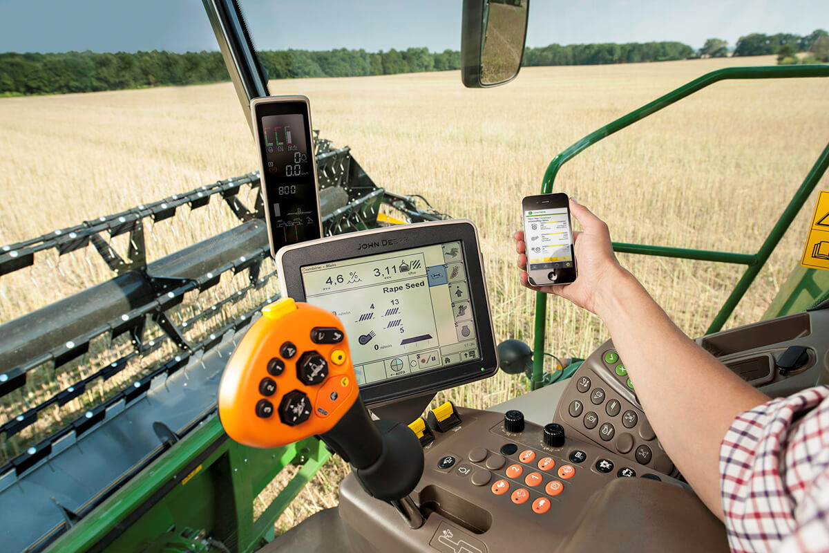 Precision Agriculture How Big Data Can Make Farms More