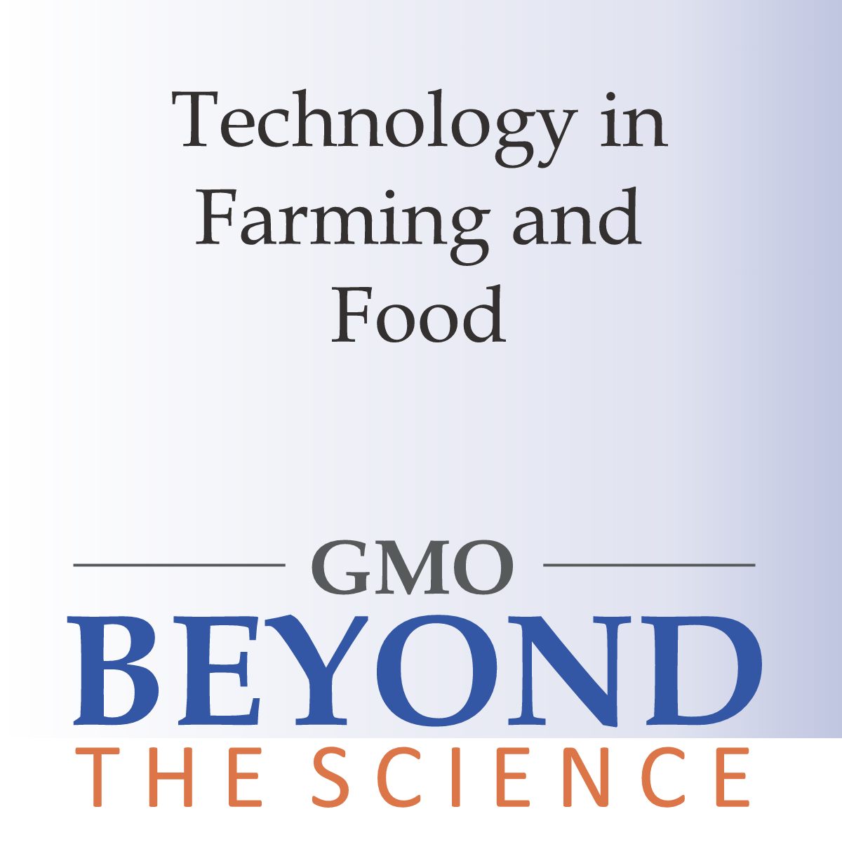 Technology In Farming And Food: Farmers And Producers Need To Build Trust