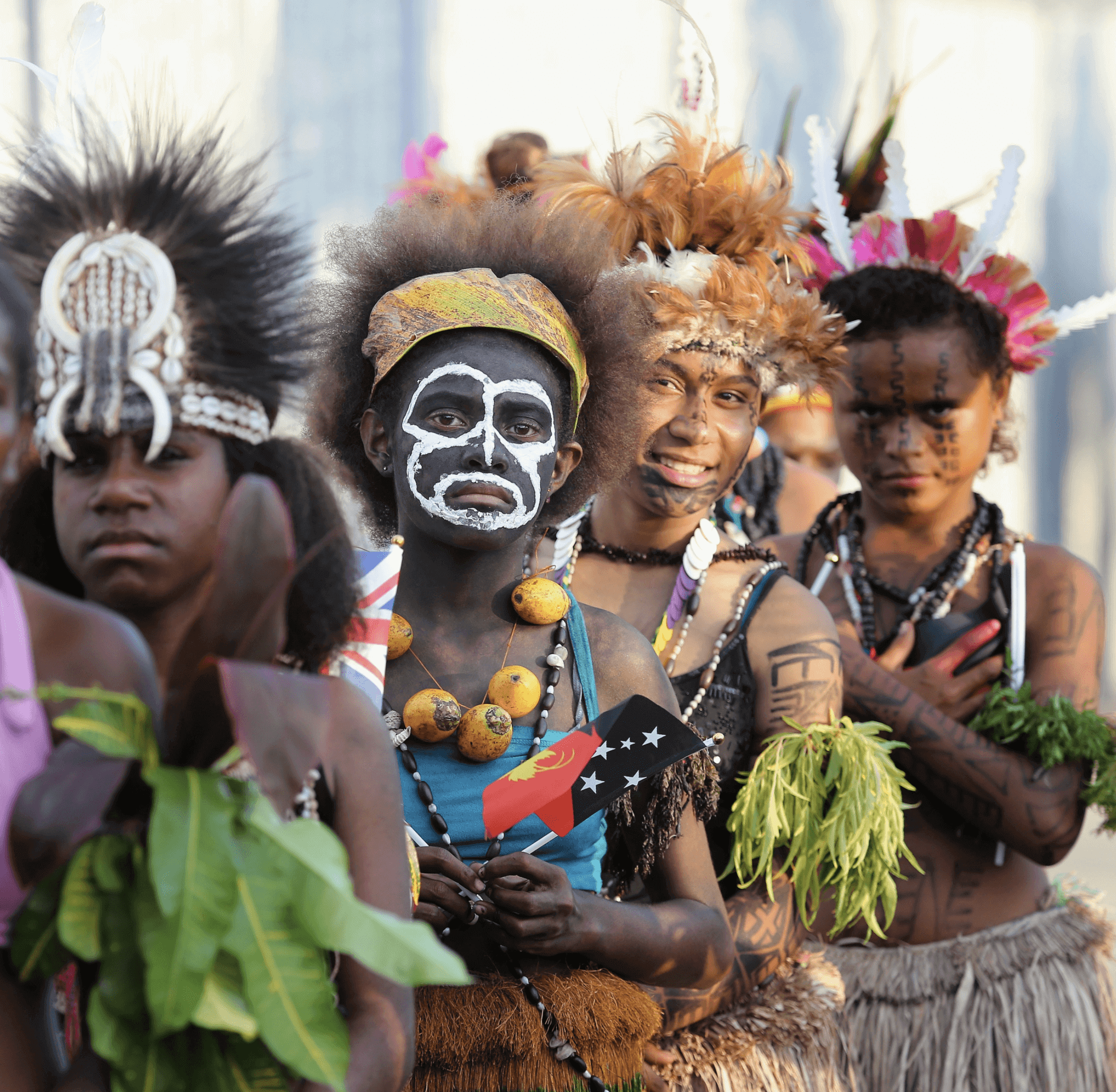 Racial biodiversity: Indigenous people offer opportunity to understand how genetic mutations evolve