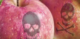 apples deadly pesticides