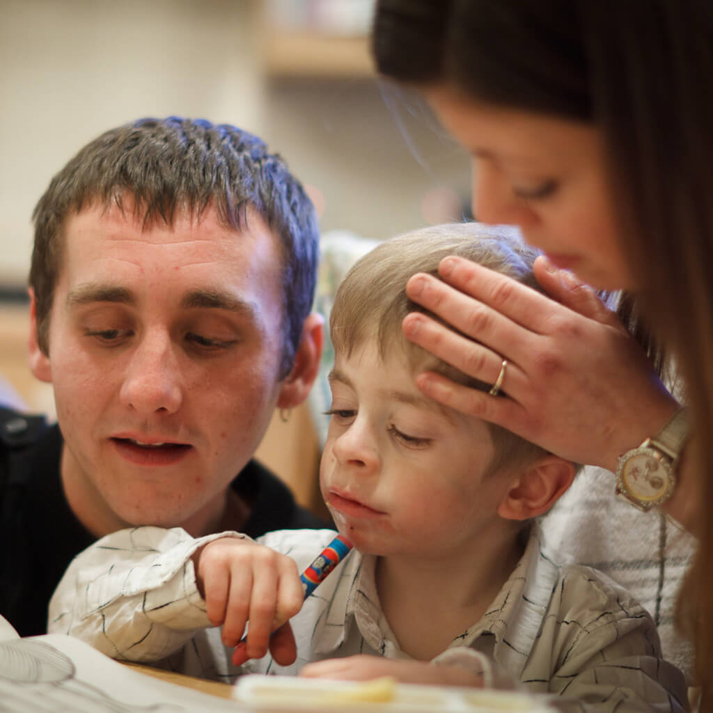 Parents worried about passing on genetic disorders to ...