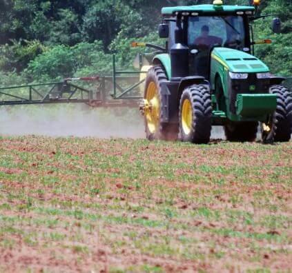 herbicide spraying early Georgia e