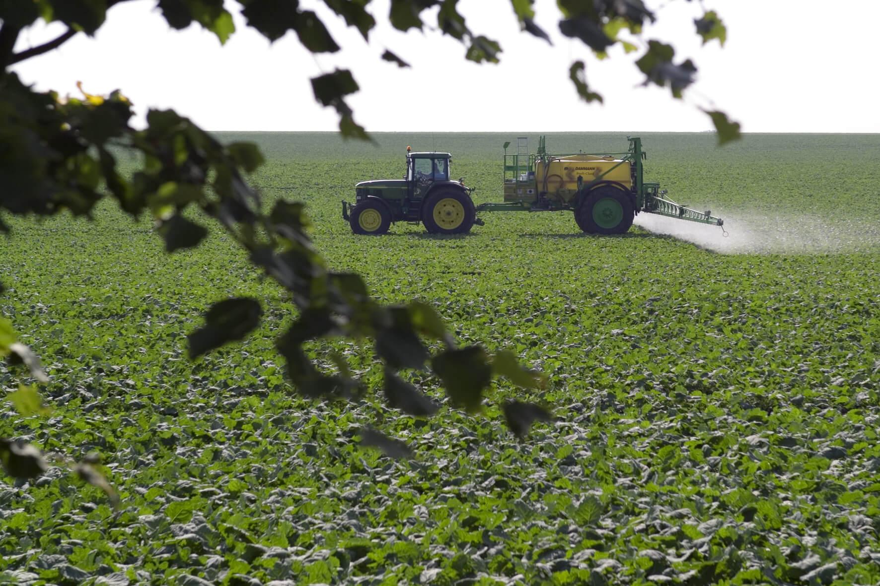 pestizide landwirtschaft