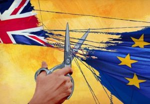 Brexit cutting the ties e