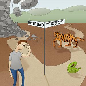 DecisionCartoon