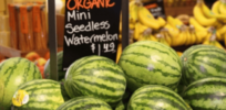Frankenfood paradox: Why are (sometimes organic) seedless watermelons -- chemical-created mutants -- sold without a label?