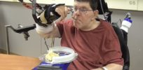 Paralysis relief? Brain signals used to regain control of patient's paralyzed arm