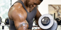 Is there a weight lifting strength gene and can it increase the effectiveness of steroids?