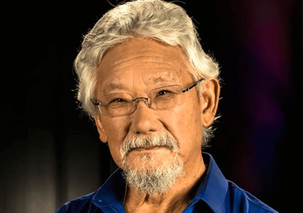 David Suzuki: Canada's 'science guy' turned eccentric anti-GMO, chemical scaremonger?