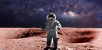 Should we use genetically modified astronauts to reach Mars?