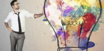 Creative people perceive the world and process images differently