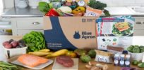 Blue Apron Box Product Shot x