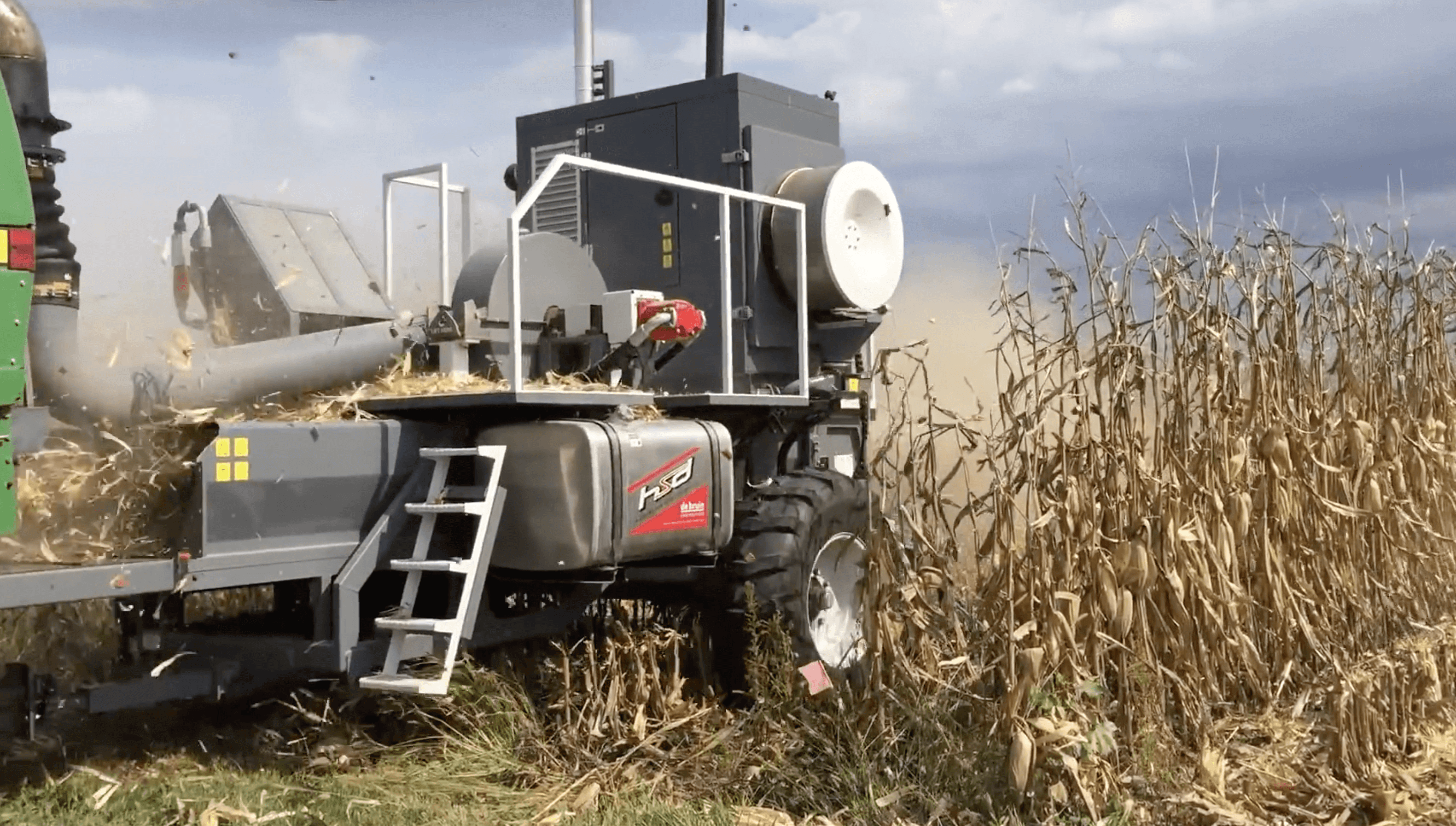 Video: 'Weed seed pulverizing machine' could help combat herbicide resistance