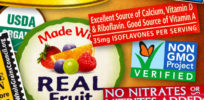 food label claims e