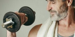 Is it possible to stop our muscles and bones from deteriorating as we age?