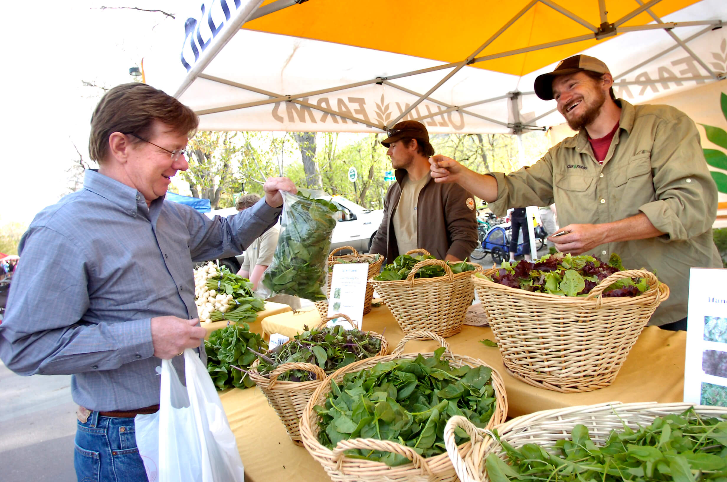 Food Safety For Farmers Markets