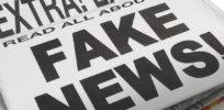 fake news e