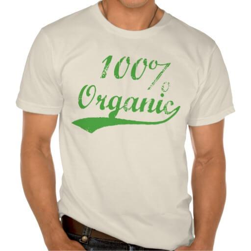 organic t shirts