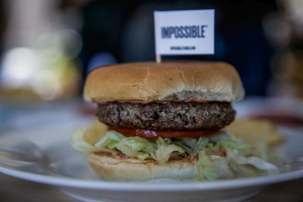 Impossible Foods opens first facility to produce 'veggie burger that bleeds' thanks to GM yeast