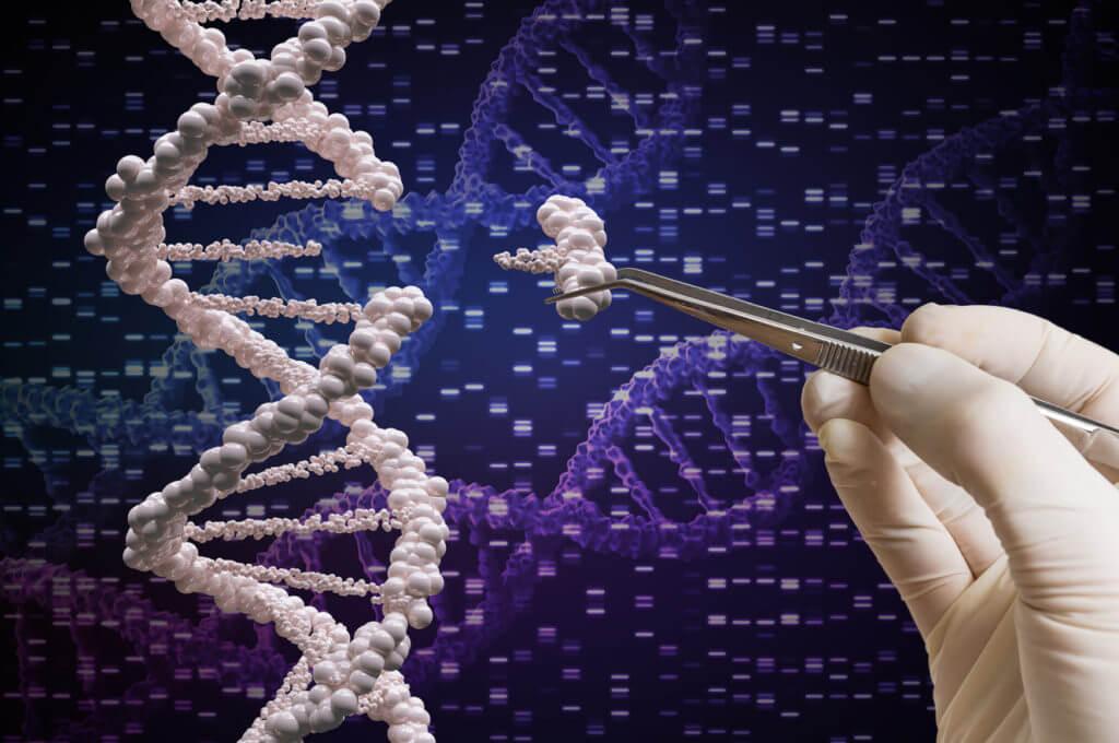 gene editing reversible feature