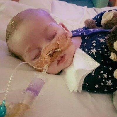 Could gene editing have saved Charlie Gard? | Genetic Literacy Project