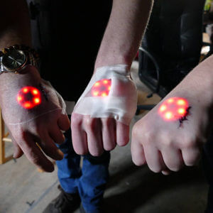 Biohackers LED