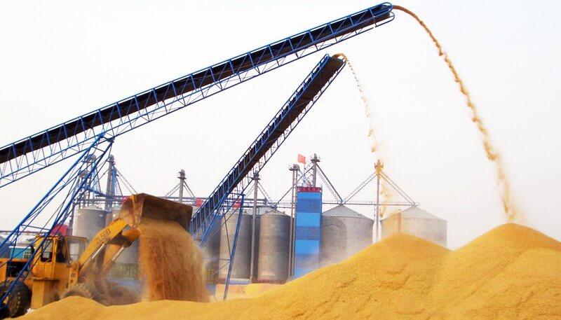 Grain Storage Silo