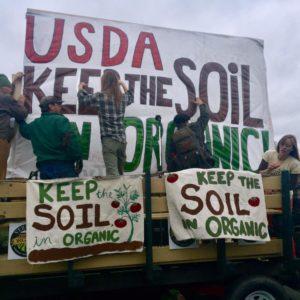 Keep soil organic vpr sananes