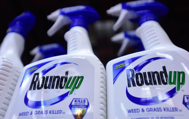 Monsanto Roundup pesticide ap img