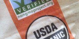 Organic Non GMO e