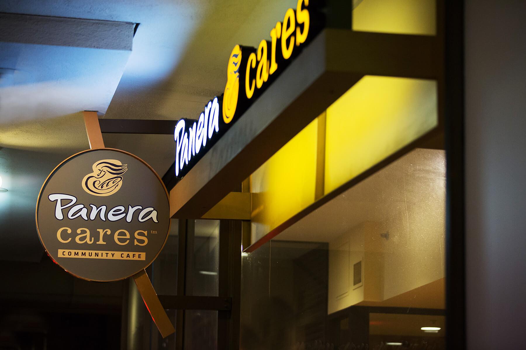 Panera Cares Cafe