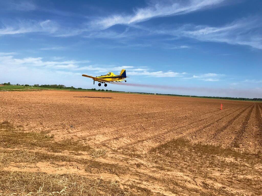 Pesticide drift iowa