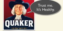 Judge tosses suit claiming Quaker Oats misled customers because its 100% natural cereals contain glyphosate