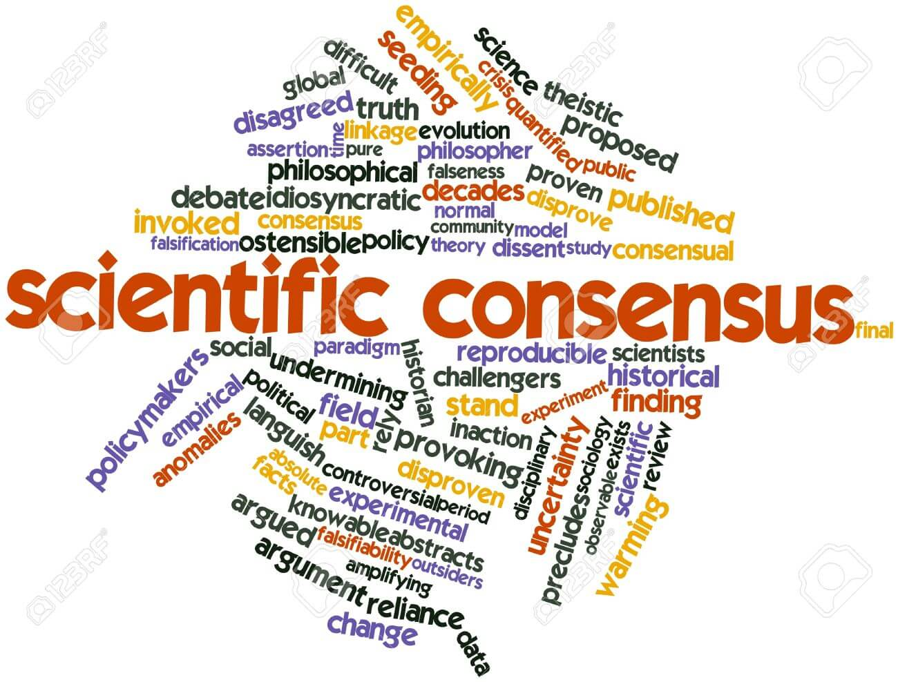 Twist on truth: Knowledge, such as on GMOs, can lead to a rejection of the scientific consensus