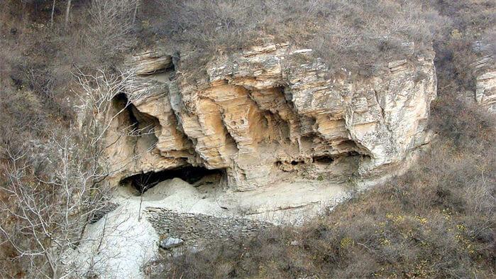 Tianyuan cave x