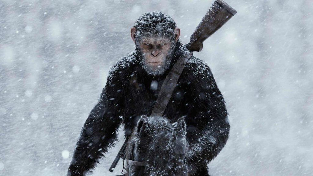 War for the Planet of the Apes after credits hq