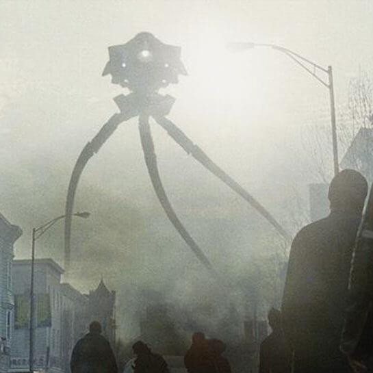 War of the Worlds e