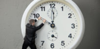 Biological countdown: Male fertility fights the clock, too