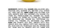 Dozens of 'mysterious' chemicals lurking in our 'all natural' fruits and vegetables?
